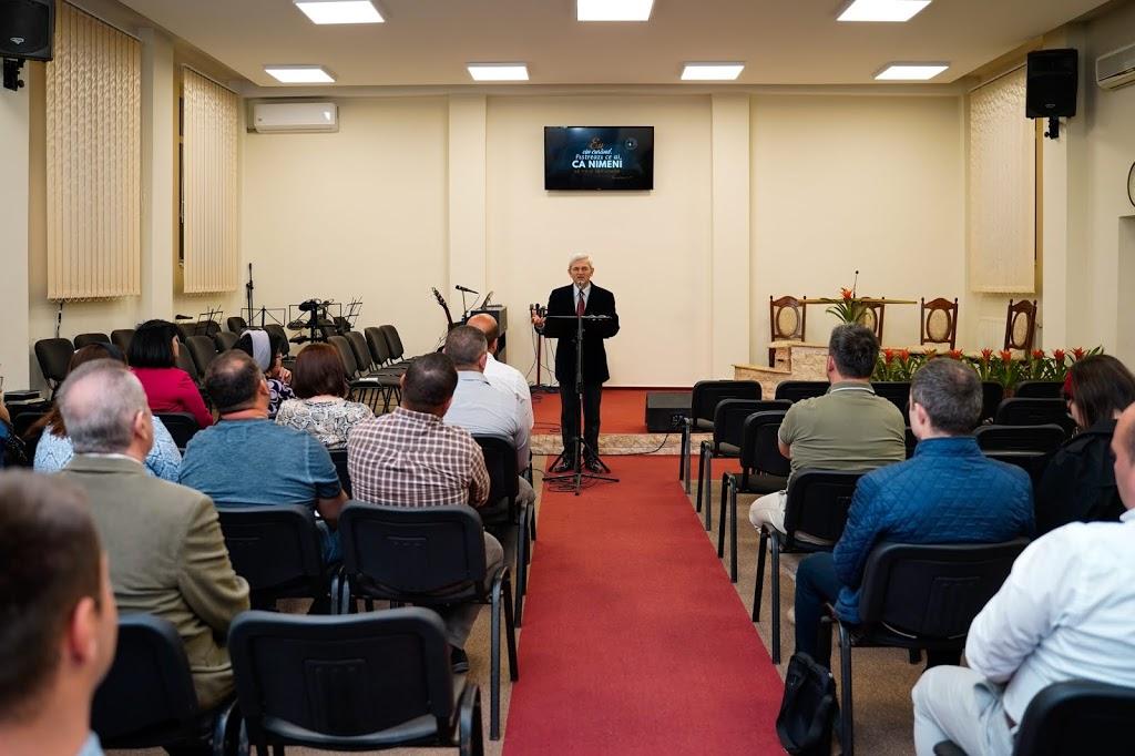 Conferinta pentru familie cu pastorul Gigi Cosman la Timisoara